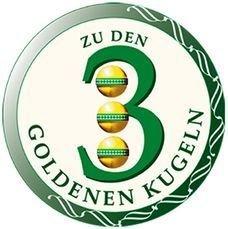 3 GOLDENE KUGELN
